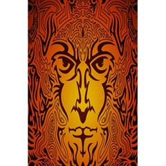 Lion Man Tribal 5 5  X 8 5  Notebooks by BangZart
