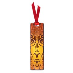 Lion Man Tribal Small Book Marks