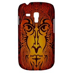 Lion Man Tribal Galaxy S3 Mini