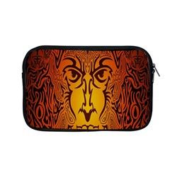 Lion Man Tribal Apple Macbook Pro 13  Zipper Case by BangZart