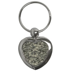 Us Army Digital Camouflage Pattern Key Chains (heart)