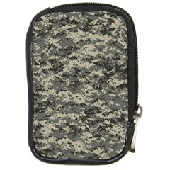 Us Army Digital Camouflage Pattern Compact Camera Cases by BangZart