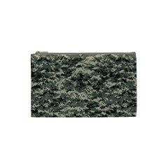 Us Army Digital Camouflage Pattern Cosmetic Bag (small)