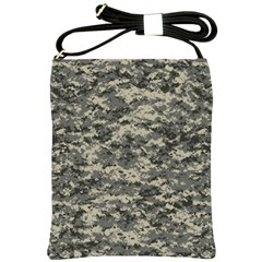 Us Army Digital Camouflage Pattern Shoulder Sling Bags by BangZart