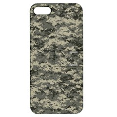 Us Army Digital Camouflage Pattern Apple Iphone 5 Hardshell Case With Stand by BangZart