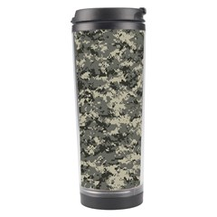 Us Army Digital Camouflage Pattern Travel Tumbler by BangZart