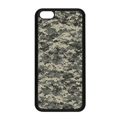 Us Army Digital Camouflage Pattern Apple Iphone 5c Seamless Case (black) by BangZart