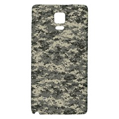 Us Army Digital Camouflage Pattern Galaxy Note 4 Back Case by BangZart