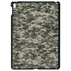 Us Army Digital Camouflage Pattern Apple Ipad Pro 9 7   Black Seamless Case by BangZart