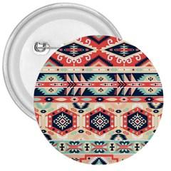 Aztec Pattern Copy 3  Buttons by BangZart