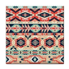 Aztec Pattern Copy Face Towel