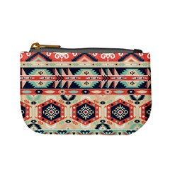 Aztec Pattern Copy Mini Coin Purses