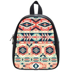 Aztec Pattern Copy School Bags (small)