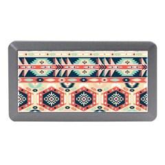 Aztec Pattern Copy Memory Card Reader (mini)