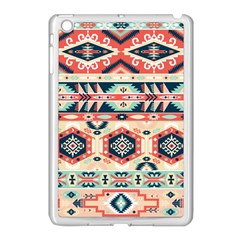 Aztec Pattern Copy Apple Ipad Mini Case (white) by BangZart