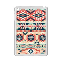 Aztec Pattern Copy Ipad Mini 2 Enamel Coated Cases by BangZart