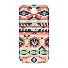 Aztec Pattern Copy Samsung Galaxy S4 I9500/i9505  Hardshell Back Case