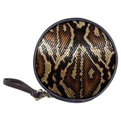 Snake Skin O Lay Classic 20 Cd Wallets
