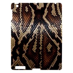 Snake Skin O Lay Apple Ipad 3/4 Hardshell Case
