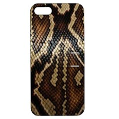 Snake Skin O Lay Apple Iphone 5 Hardshell Case With Stand by BangZart