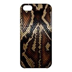 Snake Skin O Lay Apple Iphone 5c Hardshell Case