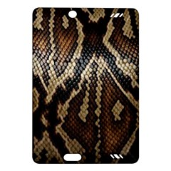 Snake Skin O Lay Amazon Kindle Fire Hd (2013) Hardshell Case by BangZart