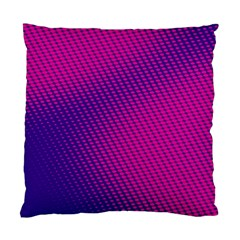 Purple Pink Dots Standard Cushion Case (two Sides) by BangZart