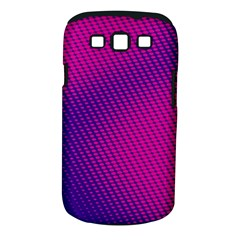Purple Pink Dots Samsung Galaxy S Iii Classic Hardshell Case (pc+silicone)