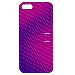 Purple Pink Dots Apple Iphone 5 Hardshell Case With Stand by BangZart