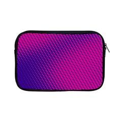 Purple Pink Dots Apple Ipad Mini Zipper Cases