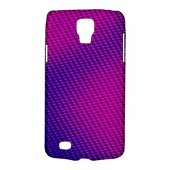 Purple Pink Dots Galaxy S4 Active by BangZart