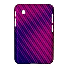Purple Pink Dots Samsung Galaxy Tab 2 (7 ) P3100 Hardshell Case  by BangZart