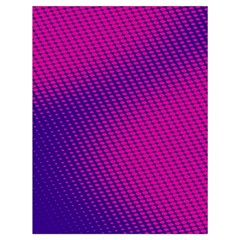 Purple Pink Dots Drawstring Bag (large) by BangZart