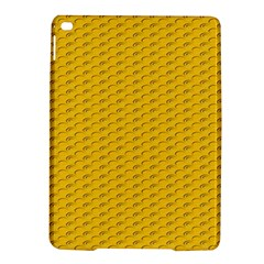 Yellow Dots Pattern Ipad Air 2 Hardshell Cases by BangZart