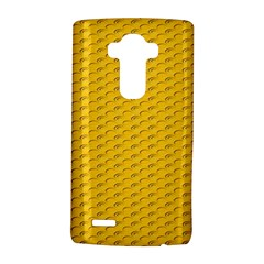 Yellow Dots Pattern Lg G4 Hardshell Case