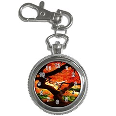 Maple Tree Nice Key Chain Watches