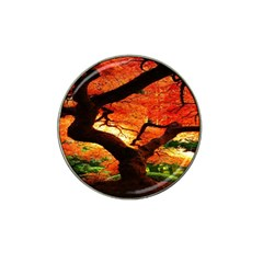 Maple Tree Nice Hat Clip Ball Marker (4 Pack)