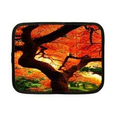 Maple Tree Nice Netbook Case (small)  by BangZart