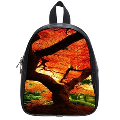 Maple Tree Nice School Bags (small)  by BangZart