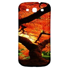 Maple Tree Nice Samsung Galaxy S3 S Iii Classic Hardshell Back Case by BangZart