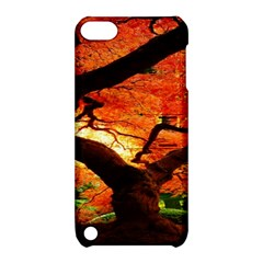 Maple Tree Nice Apple Ipod Touch 5 Hardshell Case With Stand