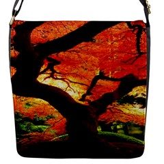 Maple Tree Nice Flap Messenger Bag (s) by BangZart