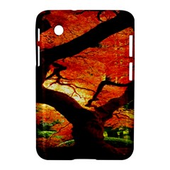 Maple Tree Nice Samsung Galaxy Tab 2 (7 ) P3100 Hardshell Case  by BangZart