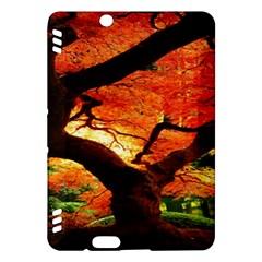 Maple Tree Nice Kindle Fire Hdx Hardshell Case by BangZart