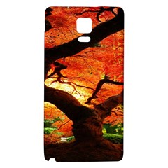 Maple Tree Nice Galaxy Note 4 Back Case