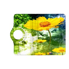Yellow Flowers Kindle Fire Hd (2013) Flip 360 Case by BangZart