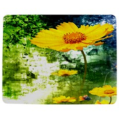 Yellow Flowers Jigsaw Puzzle Photo Stand (rectangular)