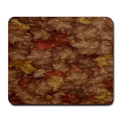 Brown Texture Large Mousepads