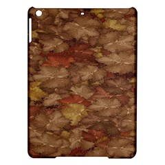 Brown Texture Ipad Air Hardshell Cases