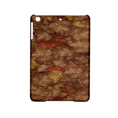 Brown Texture Ipad Mini 2 Hardshell Cases